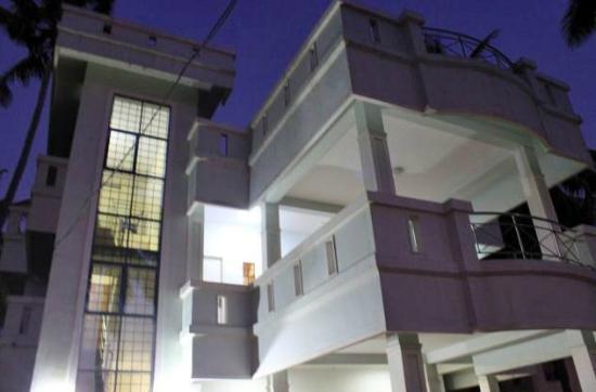 JMJ's Villa: Front View