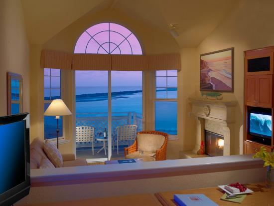 Beach House at Half Moon Bay : Penthouse Ocean View Room