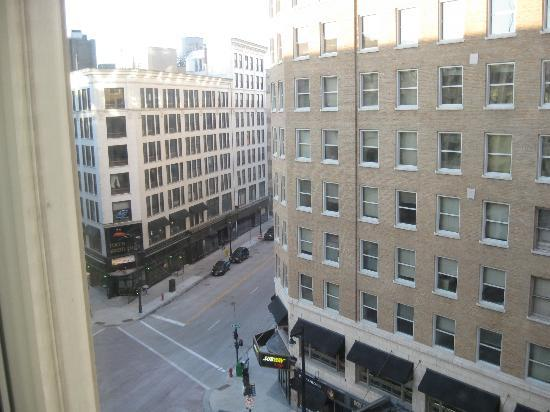 Residence Inn Milwaukee Downtown: One of many great Downtown Views