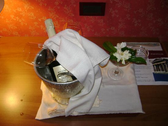 Hotel Poseidonia Mare: GRAZIE MILLE