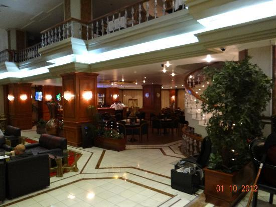 أكجون إسطانبول هوتل: Lobby 