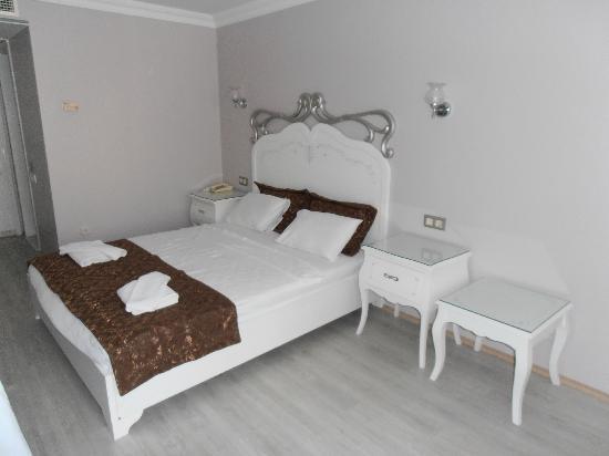 Sentinus Beach Hotel: chambre