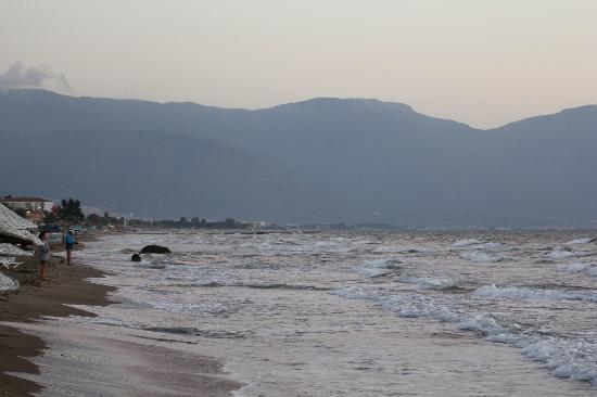 Sentinus Beach Hotel: plage