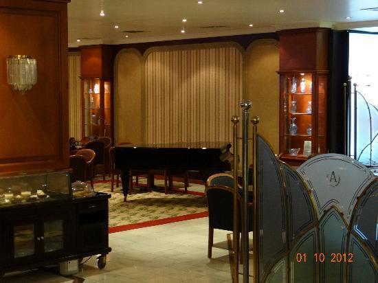 Akgun Istanbul Hotel: xx