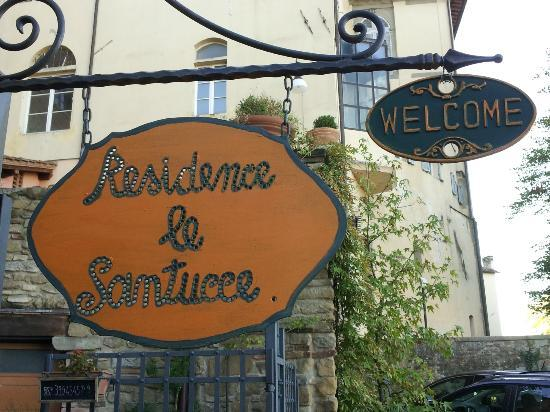 Residence Le Santucce : Welcome