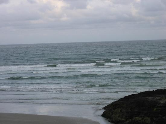 Inchydoney Beach: and surfers there too