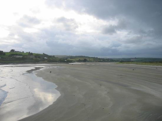Inchydoney Beach: expanse