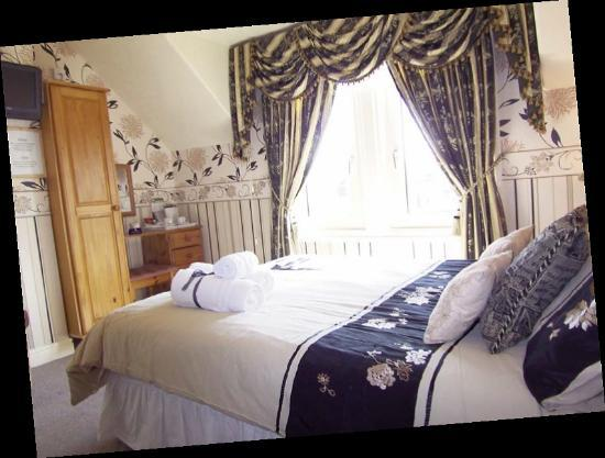 Kensington Guest House: double room on 2nd floor