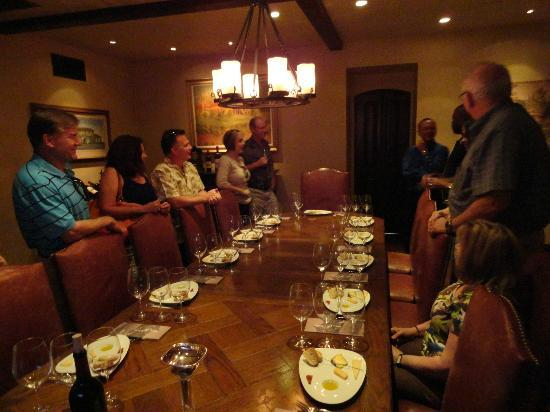 Jordan Vineyard & Winery: Jordan Library Tasting Experience
