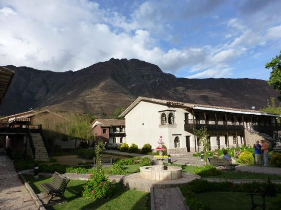 Sonesta Posadas del Inca Yucay: beautiful property