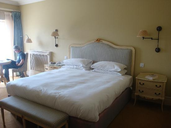 Step House Hotel: very nice bedrooms