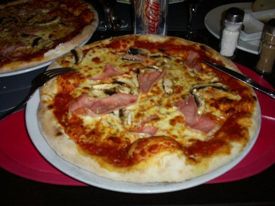 El Albir, Spain: pizza!!!!!
