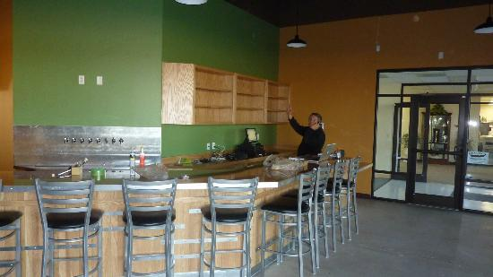 Lone Tree Brewing Company: Ready to open!