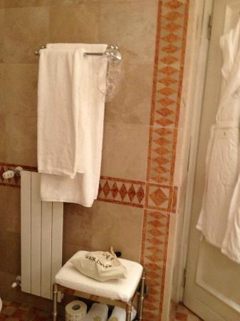 ‪‪The St. Regis Florence‬: Plenty of Towels