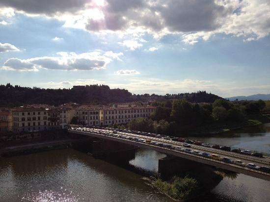 The St. Regis Florence: View from Our Balcony