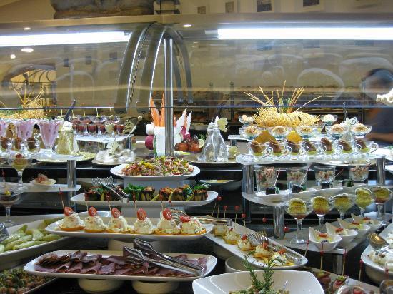 Delphin Imperial Hotel Lara: Yummy!