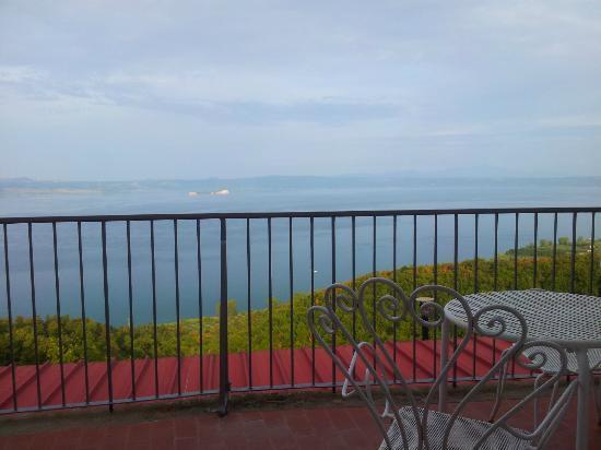 Il Caminetto Resort: panoarama