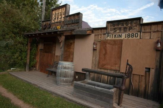 Tin Cup: Pitkin