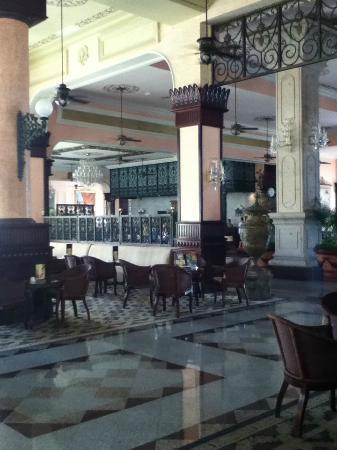 Hotel Riu Palace Riviera Maya: Lobby Interior