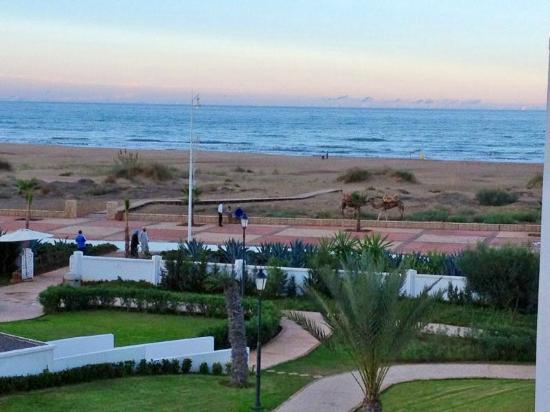 IBEROSTAR Saidia: panorama dalla camera