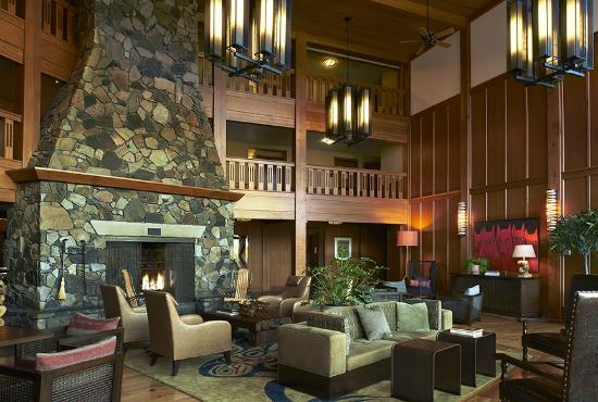 Skamania Lodge: Gorge Room