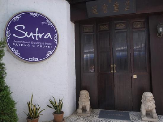Sutra Beachfront Boutique Hotel