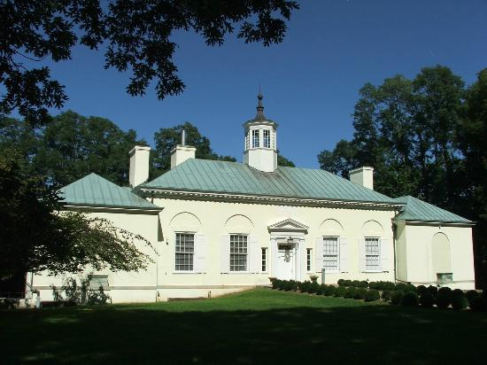Ford Mansion and Museum : WASHINGTON HQ