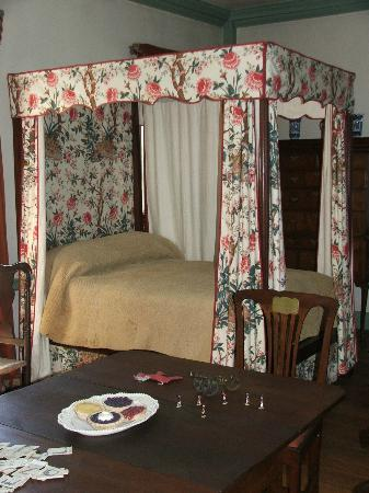 Ford Mansion and Museum: SLEEPING QUARTERS