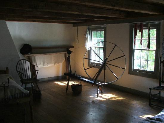 Ford Mansion and Museum: UPPER CHAMBER