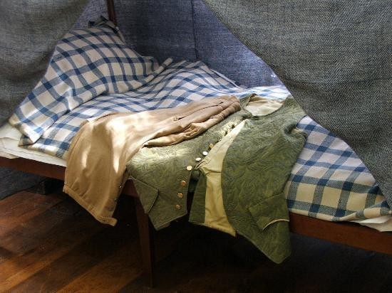 Ford Mansion and Museum: MEN'S PERIOD CLOTHING