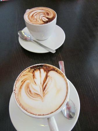 Tosca Cafe: Capuccino
