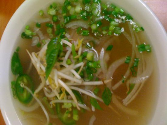 Pho Vinh: Beef Pho