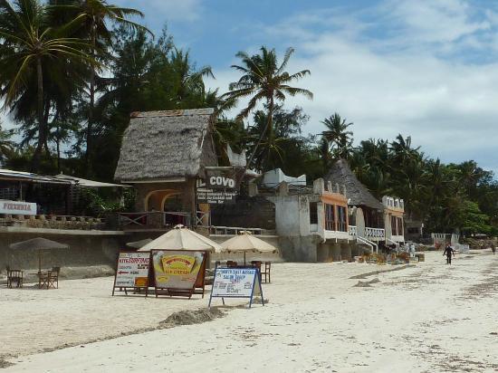 bamburi beach basic end