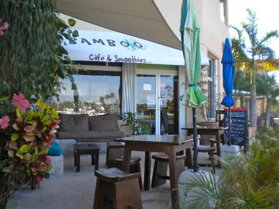 Bamboo Cafe & Smoothies: Bamboo Cafe