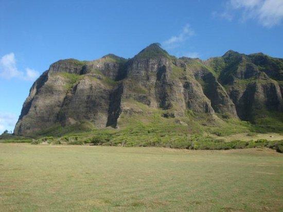 Kaneohe, HI: Beautiful mountains!