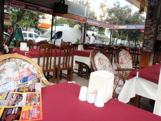 Special Restaurant : inside restaurant