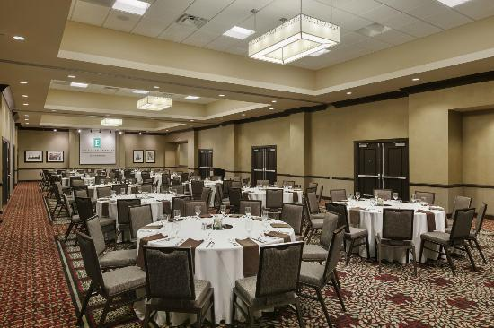 Embassy Suites by Hilton St. Louis - Downtown: Laurel Ballroom