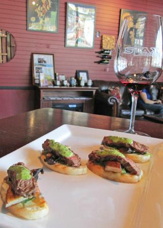STAX Wine Bar & Bistro: Ultimate Crostini