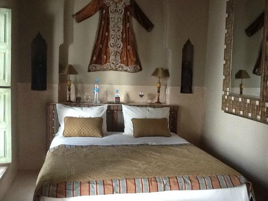 Riad Camilia: Room 3- lovely room