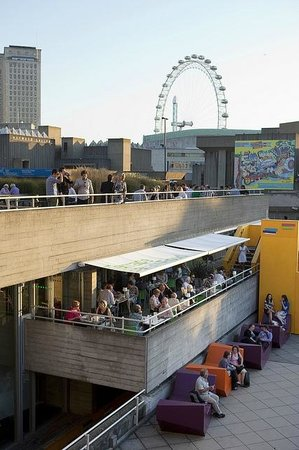 Terrace Restaurant: In the heart of the South Bank
