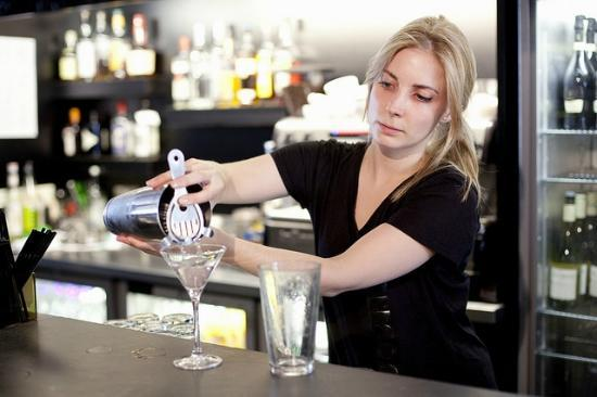 Terrace Restaurant: Our talented mixologists