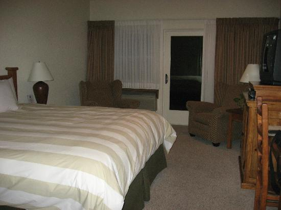 El Pueblo Inn: My Lovely room