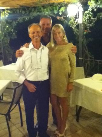 Hotel La Vega: Us with Augustino