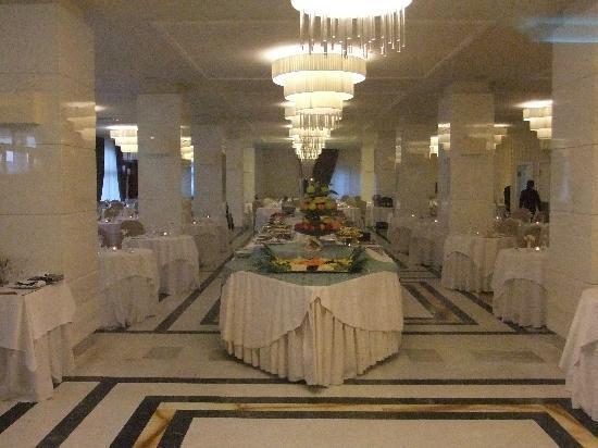 Tui Sensimar Grand Hotel Nastro Azzurro: Relaxing atmosphere!