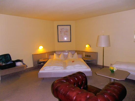 Hotel Goldener Anker: pokoj