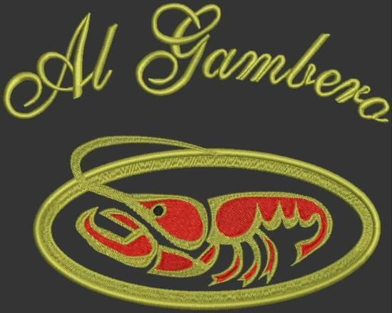 Al Gambero: Logo