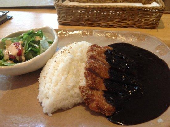 Yubokuminzoku : Pork Curry Lunch