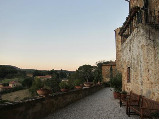 Palazzo Brandano: View of the Palazzo