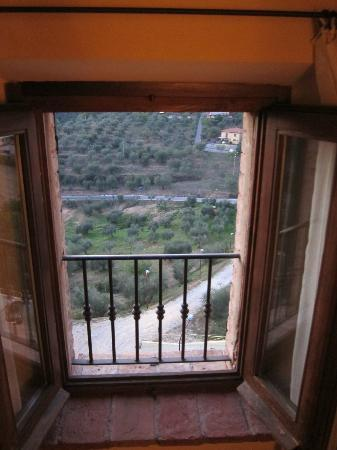 Palazzo Brandano: Window of our room
