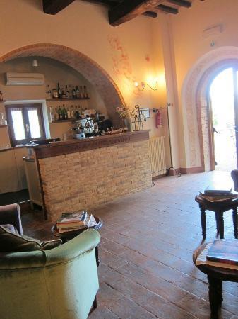 Palazzo Brandano: Lobby